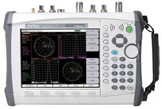 MS2026/28/38/38C Переносной анализатор цепей VNA Master